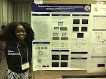 The Role Of Apontic In Cell Migration And Stem Cell Dynamics. Sylvia Edoigiawerie, Bradford Peercy, Ph.D. (Mathematics & Statistics), and Michelle Starz-Gaiano.Ph.D. (Biological Sciences)
